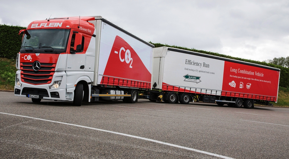 Daimler Trucks. Результат всесторонней оптимизации