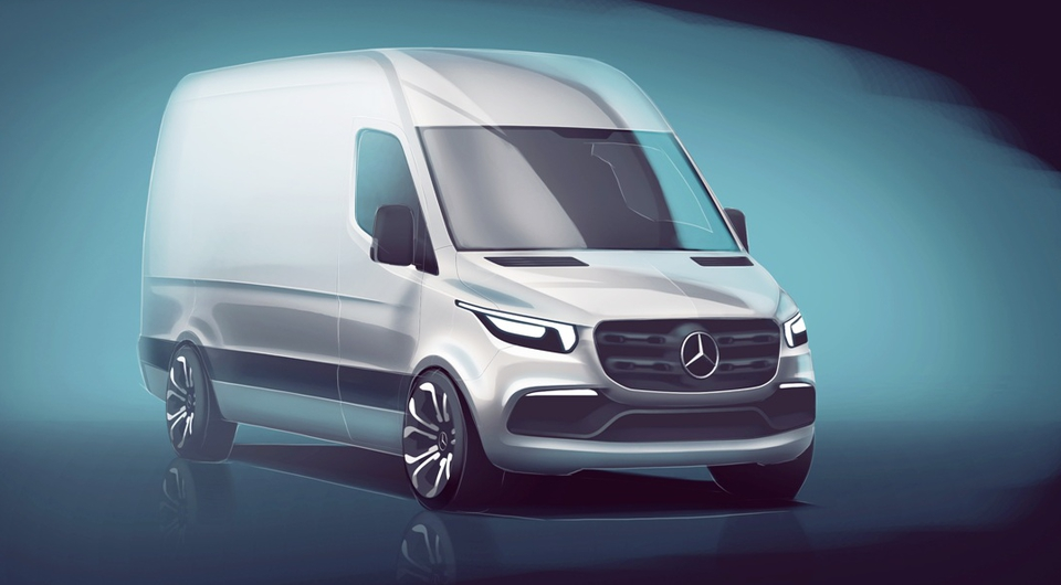Mercedes-Benz Sprinter. Режим ожидания