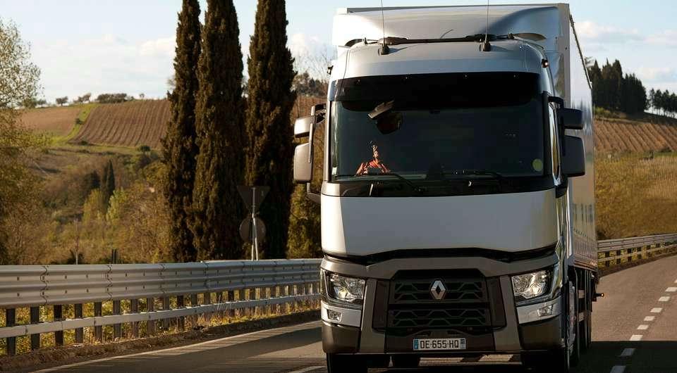 Renault T Optifuel. Попытка ужаться в расходах
