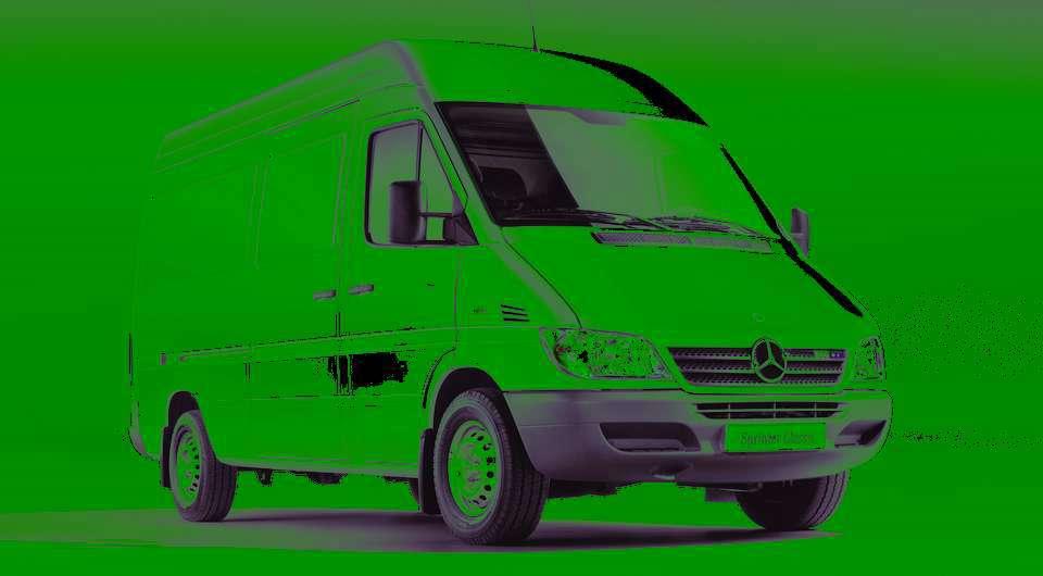 Sprinter Classic Mixto. Для грузов и пассажиров