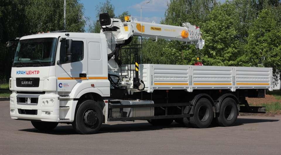 КАМАЗ. Новейшая версия нового грузовика