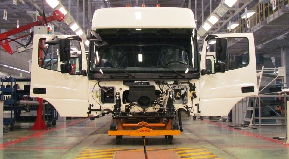 КАМАЗ увеличивает локализацию кабин для грузовиков нового поколения