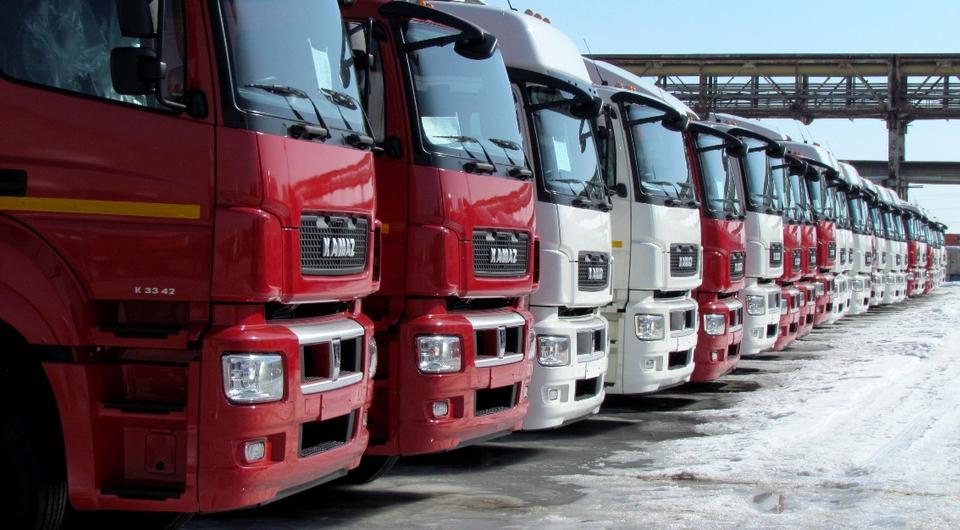 КАМАЗ в 2018 году выпустит 43,1 тыс. грузовиков