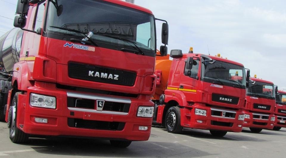 КАМАЗ вышел на темп выпуска в 200 машин в сутки