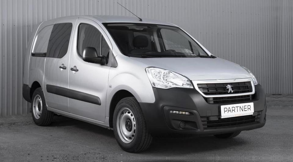 Peugeot Partner: представлены новые версии