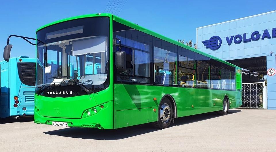 Volgabus выходит в лидеры по автобусам на сжиженном газе