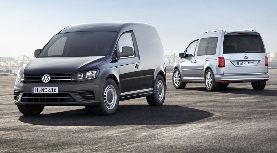 Volkswagen Caddy. Четвертая генерация «каблучка»